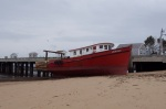 Red Ship @ Princetown, Cape Cod Bay